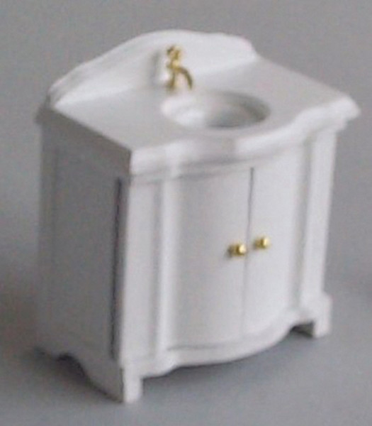 Lavabo blanc sur meuble for Lavabo sur meuble