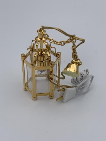LAMPE SUSPENSION TYPE LANTERNE