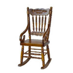 ROCKING CHAIR MERISIER