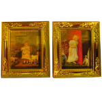 LOT DE 2 TABLEAUX