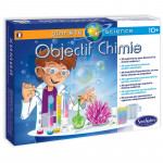 OBJECTIF CHIMIE - 30 EXPERIENCES