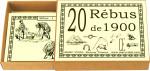 20 Rébus de 1900