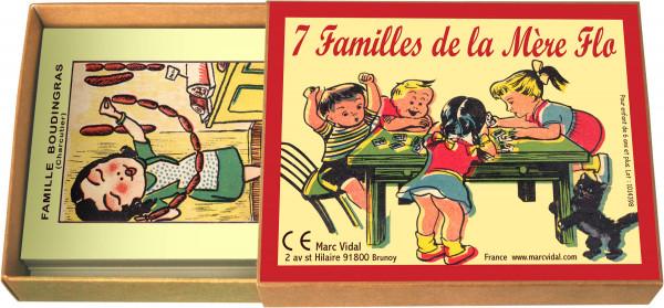 7 FAMILLES DE LA MERE FLO