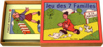 JEU DES 7 FAMILLES «CAMPAGNE»