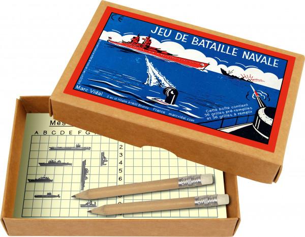 Jeu de bataille navale