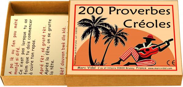 200 Proverbes Créoles