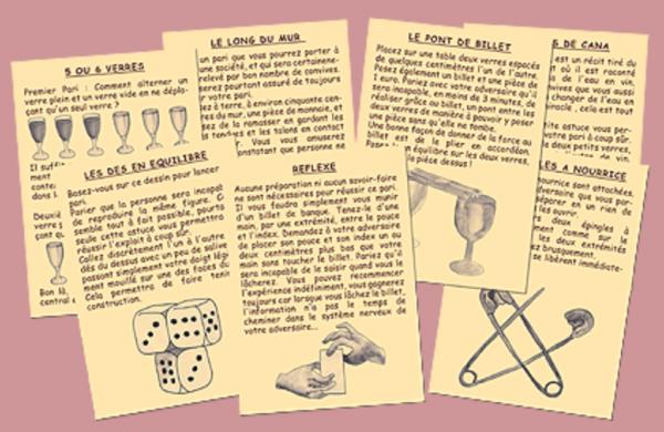 50 PARIS IMPOSSIBLES A PERDRE