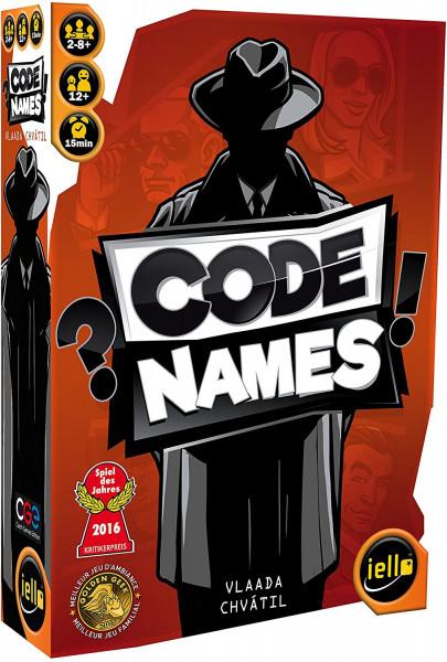 CODE NAMES