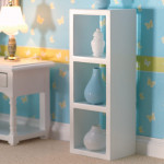 ETAGERE BLANCHE MODERNE