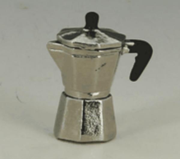 CAFETIERE RETRO EN METAL