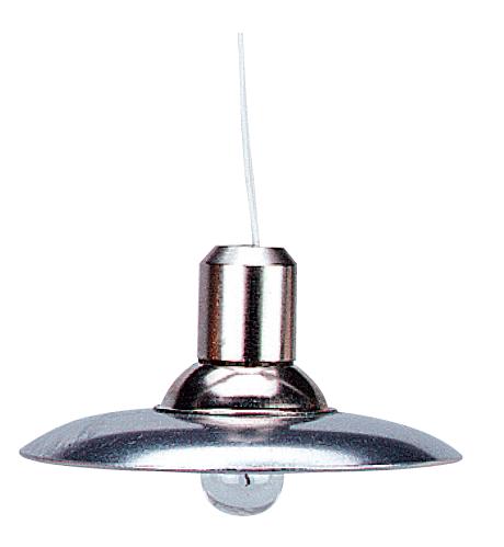 LAMPE 3,5V SUSPENSION AVEC GRAND REFLECTEUR