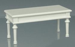 TABLE BASSE COULEUR IVOIRE