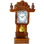 HORLOGE DECORATIVE A L'ANCIENNE
