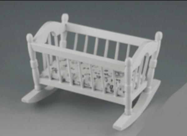 BERCEAU ENFANT BLANC