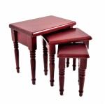 Tables (ton merisier)