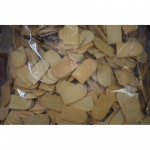 LOT DE 1000 TUILES ARRONDIES