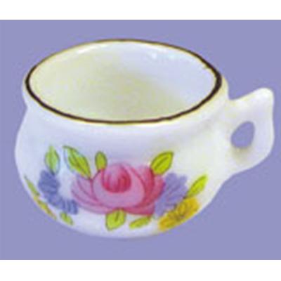 Pot de chambre en porcelaine for Pot de chambre adulte