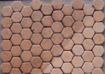 TOMETTE HEXAGONALE TYPE PROVENCE