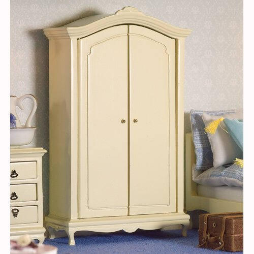 armoire 2 portes couleur creme. Black Bedroom Furniture Sets. Home Design Ideas