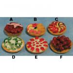 TARTE AUX FRUITS (6 MODELES)