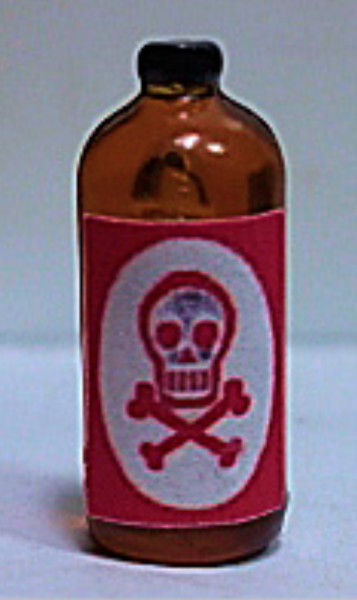 BOUTEILLE POISON