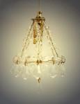 LAMPE 3,5V CHANDELIER