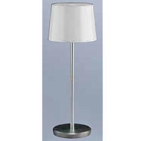 Lampe 3,5V sur pied métal avec abat-jour