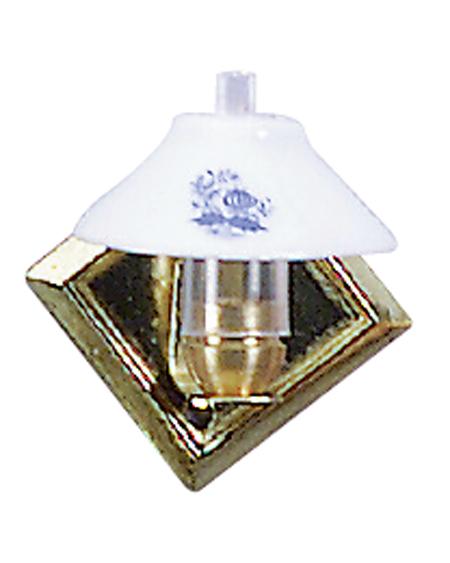 LAMPE APPLIQUE 3,5V (MOTIFS ROSE OU BLEU)