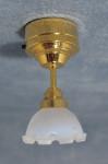 LAMPE PLAFOND (avec pile)
