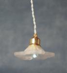 LAMPE PLAFONNIER MODERNE (avec pile)