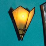 LAMPE APPLIQUE MODERNE 12V