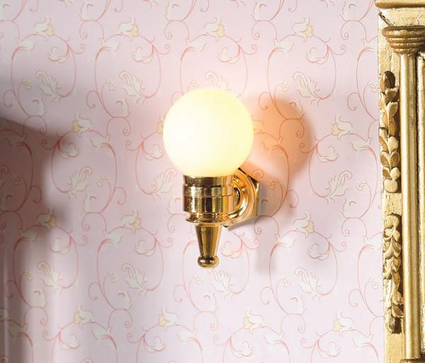 LAMPE APPLIQUE BOULE 12V