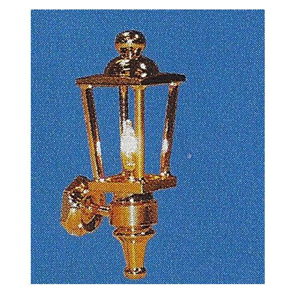 LAMPE DOREE TYPE APPLIQUE 12V