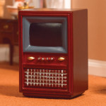 TV ANCIENNE LUXE
