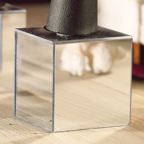 Miroir cube for Cube miroir habitat
