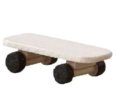 SKATEBOARD en bois