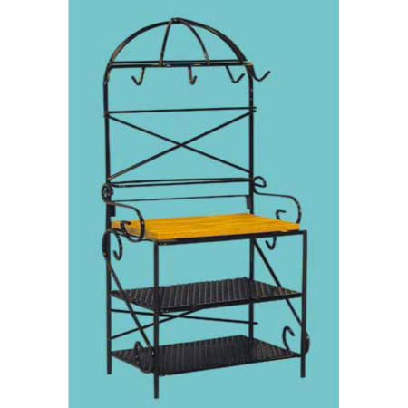 etagere noire en metal. Black Bedroom Furniture Sets. Home Design Ideas