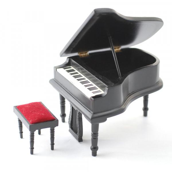 PIANO LUXE NOIR
