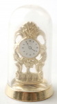 HORLOGE TYPE EMPIRE SOUS CLOCHE