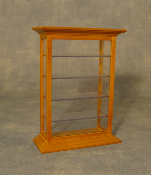 armoire vernis etageres transparentes. Black Bedroom Furniture Sets. Home Design Ideas