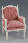 CHAISE LUXE ROSE