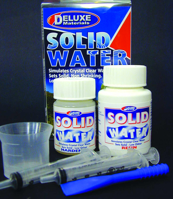 images eau solide