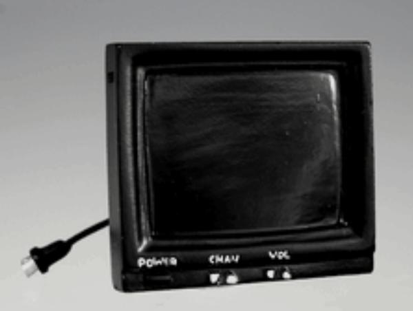 TV CATHODIQUE ANNEES 80