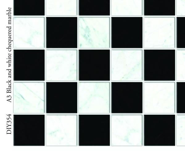 papier peint sol carrelage marbre p58
