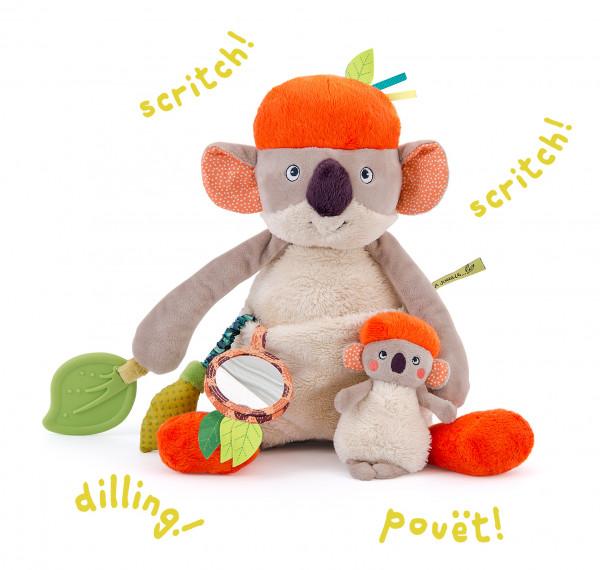 Koala Koco d'activités «Dans la jungle»
