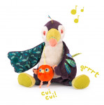 Toucan Pakou musical « Dans la Jungle »