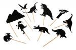 Les Ombres du Soir «Dinosaures»