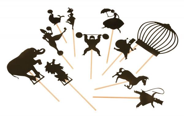 Les Ombres du Soir «Cirque»