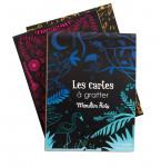 Cartes à gratter Nocturnes «Les petites merveilles»