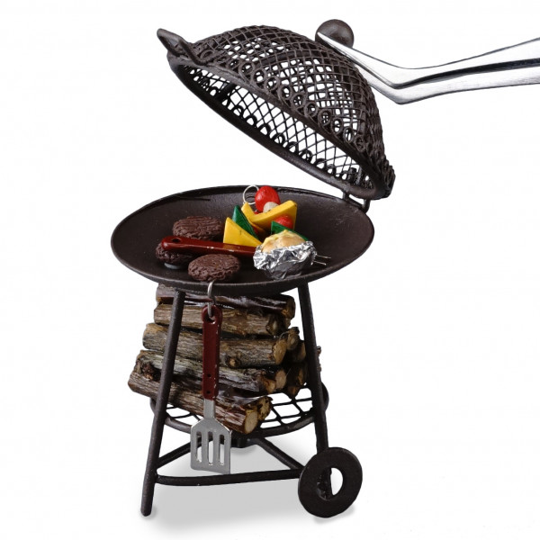 BARBECUE COMPLET